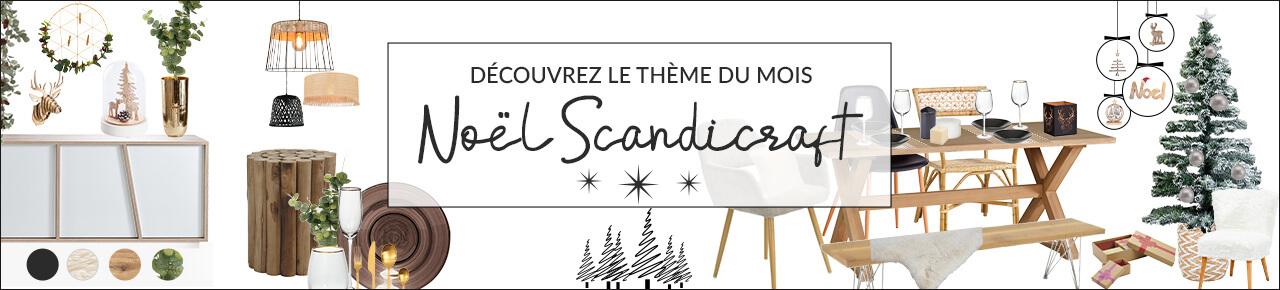 Carnet de tendances - Noël Scandicraft