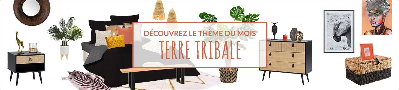 Carnet de tendances - Terre Tribale