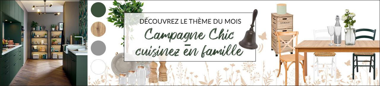 Carnet de tendances - Campagne chic