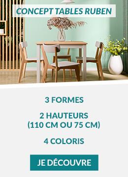 Concept Table RUBEN