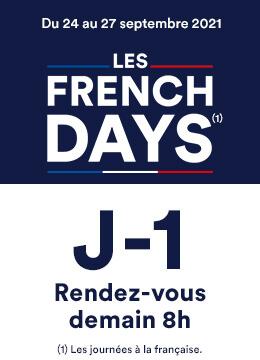 J-1 FRENCH DAYS