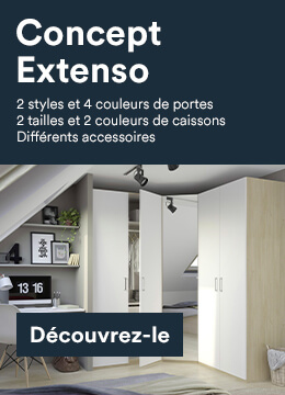 Concept dressing EXTENSO