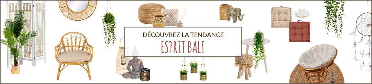 Carnet de tendances - Esprit Bali