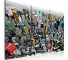 Tableau New York Impression En Cmyk 60 X 40 Cm