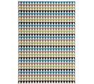 Tapis Tissé Now 500 Multicolore Vert 160 X 230 Cm