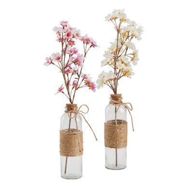 CERISIER  Rose / Blanc / Transarent