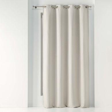 Pour rideaux de fen/être Pour rideaux de cuisine rideaux torsad/és Beige Boulovi Lot de 4 embrasses de rideaux d/écoratives de 21