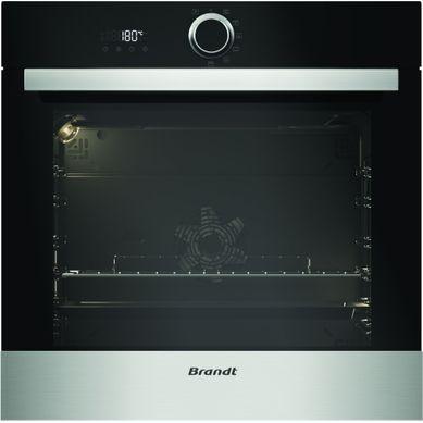 BRANDT  BXP5337X QUATTROPULSE INOX