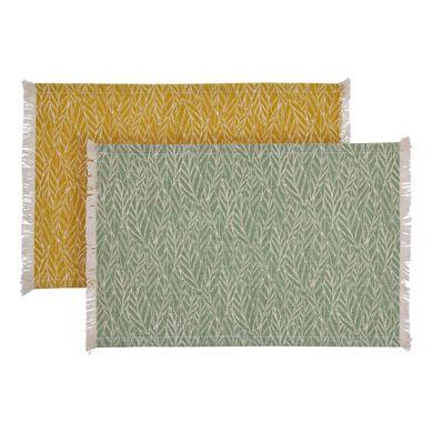 SOURCES  Vert ou jaune