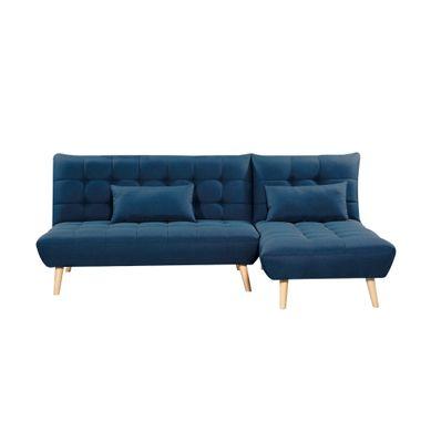 Canapé d'angle Bleu pas cher |
