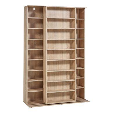 à étagères modulables BENTO  Imitation bois