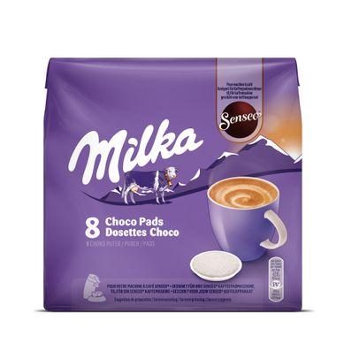 SENSEO  Milka chocolat dosettes x10