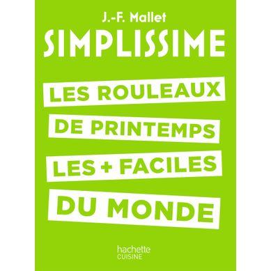 HACHETTE  Simplissisme Rouleaux de print