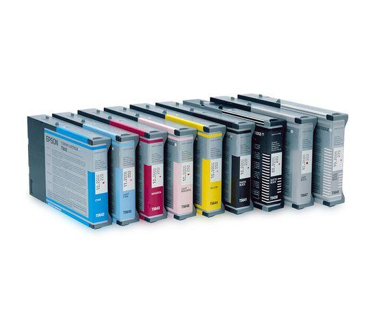 Cartouches D'encre Encre Pigment Noir Mat Sp 4000/4400/7600/9600 (110ml)