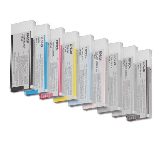 Cartouches D'encre Encre Pigment Cyan Sp 4800/4880 (220ml)