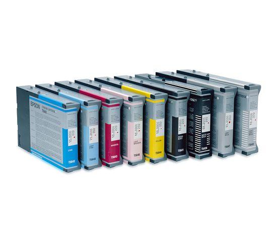 Cartouches D'encre Encre Pigment Magenta Sp 4400/4450 (220ml)