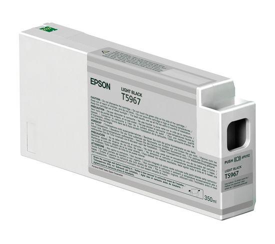 Cartouches D'encre Encre Pigment Gris Sp 7900/9900/7890/9890 (350ml)