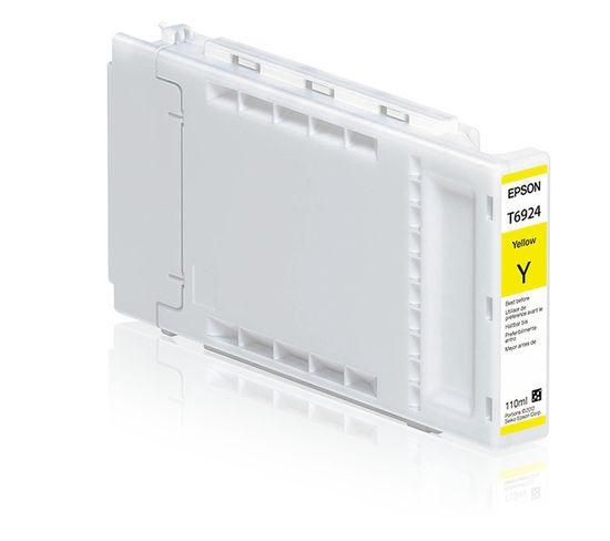 Cartouches D'encre Encre Ultrachrome Xd Yellow (110ml)