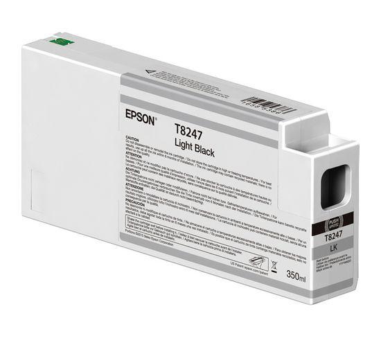 Cartouches D'encre Singlepack Light Black T824700 Ultrachrome Hdx/hd 350ml