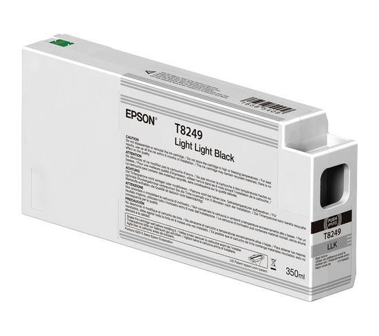 Cartouches D'encre Singlepack Light Light Black T824900 Ultrachrome Hdx/hd 350ml