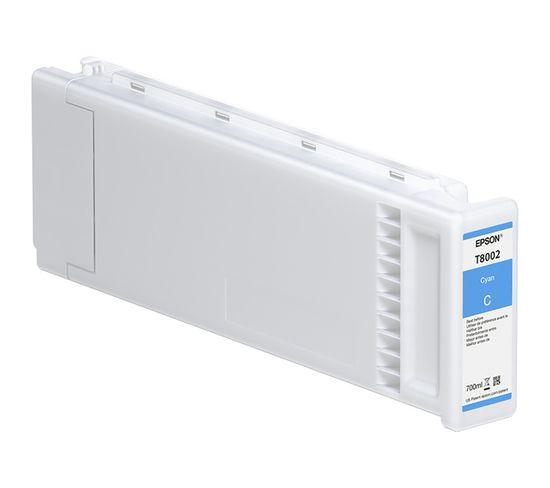 Cartouches D'encre Singlepack Cyan T800200 Ultrachrome Pro 700ml