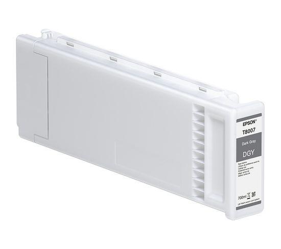 Cartouches D'encre Singlepack Dark Gray T800700 Ultrachrome Pro 700ml