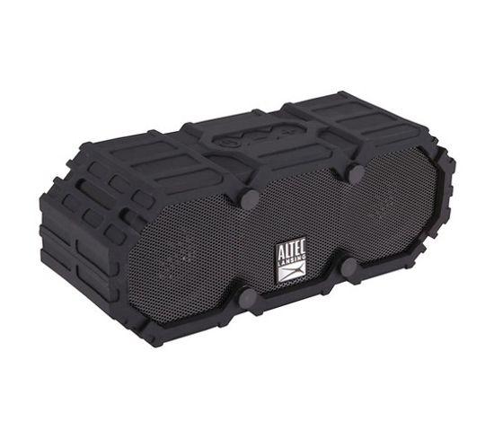 "Enceinte Bluetooth Bluetooth, IP67, 10h Autonomie, ""mini Life Jacket"" Noir"