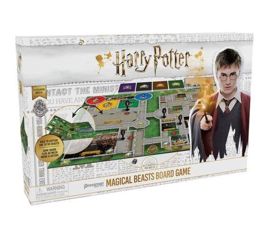 Jeu De Société Goliath Jeu Harrypotter Magicalbeasts Game