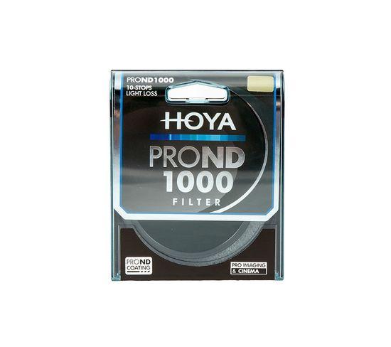 Filtre Gris Neutre Pro Nd1000 82mm