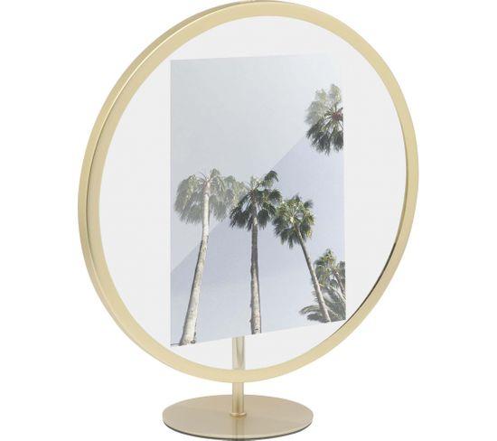 Porte Photo Circulaire Infinity Pour Photos 13x18 Cm