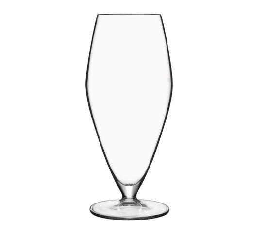 Boite De 4 T - Glass 27 Cl Prosecco Verre À Pied Sans Tige