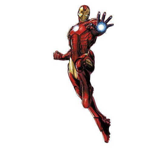 Stickers Géant Iron Man Marvel H 130 Cm