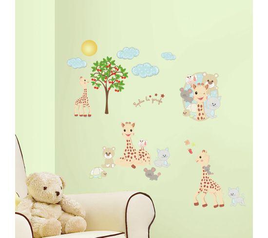 Stickers Repositionnables Sophie La Girafe - Sophie La Girafe