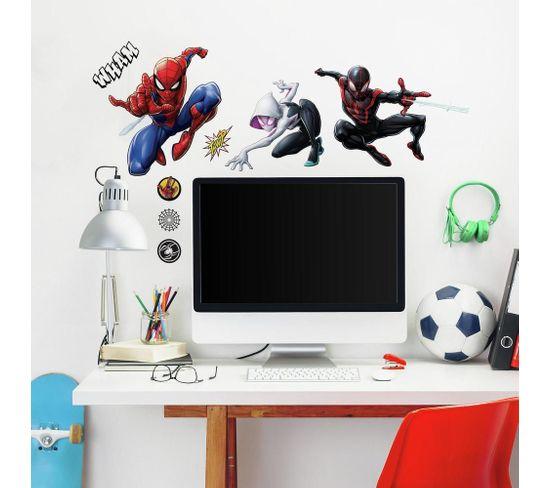15 Stickers Spiderman Marvel