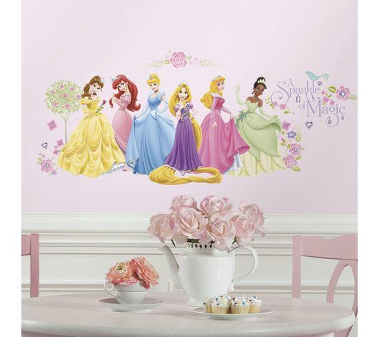 Stickers Diadème Disney Princesse