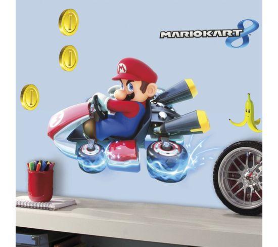 Stickers Super Mario Kart 8 Nintendo