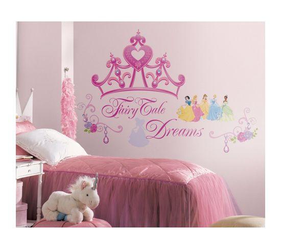 Stickers Diadème De Princesse Disney