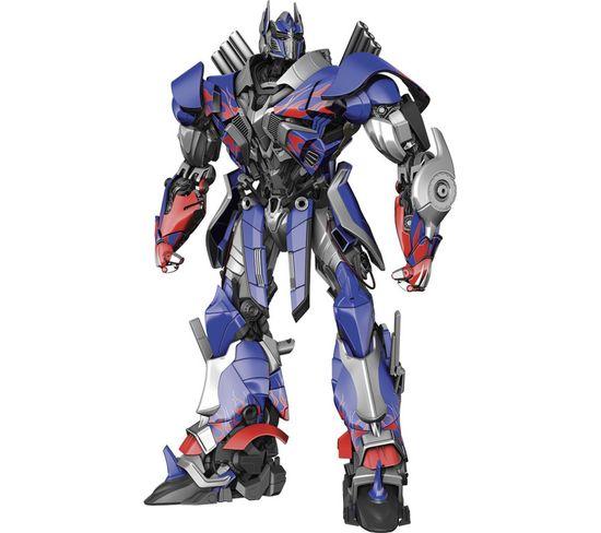 Sticker Geant Repositionnable Transformers Optimus Prime  68,6cm X 101,6cm