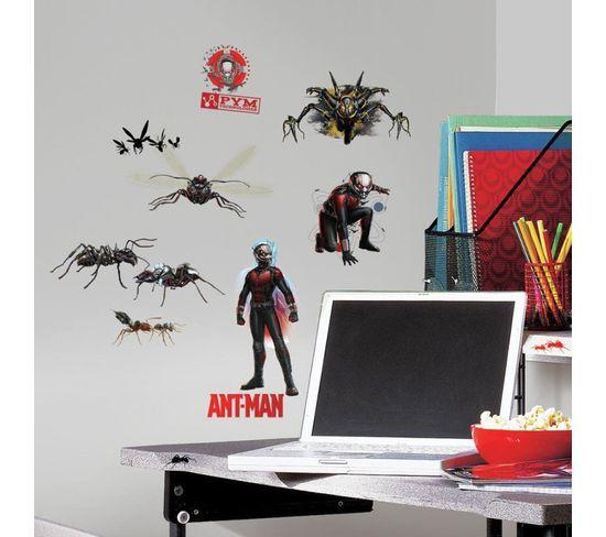 23 Stickers Ant-man Avengers Marvel