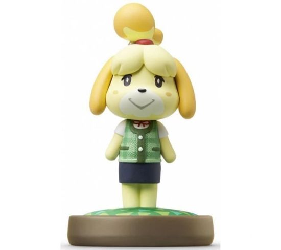 Figurine Amiibo Marie En Tenue D'été Collection Animal Crossing