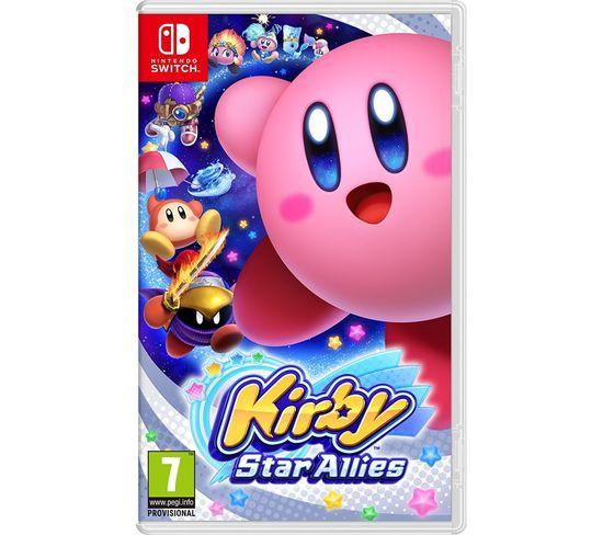 Jeu Vidéo Nintendo Switch Kirby Star Allies