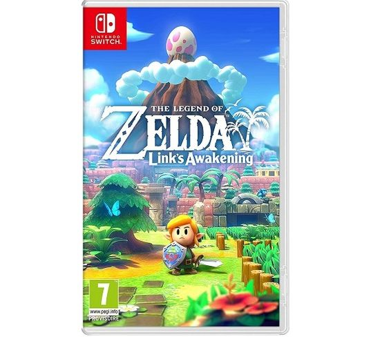 The Legend Of Zelda Link S Awakening Switch