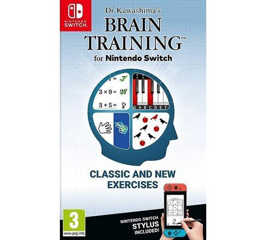 Dr Kawashima S Brain Training Switch