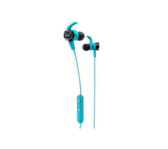 Ecouteur Bluetooth Isport Victory Bleu