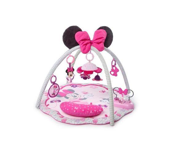 Portique D'activité Minnie Mouse Garden Rose K11097