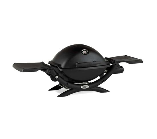 Barbecue À Gaz 2.6kw 42x32 Cm Black - 51010053