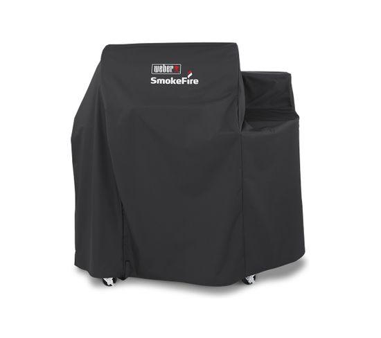 Housse Premium 61 Cm Pour Weber Smokefire Ex4