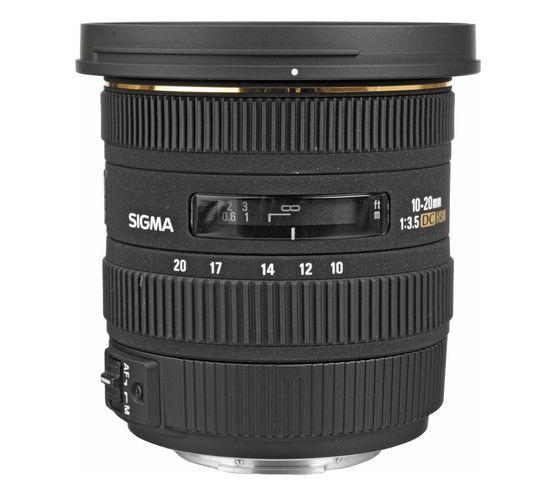Objectif 10-20 Mm F/3,5 Dc Ex Hsm Nikon