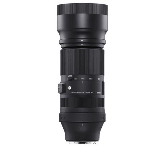 Zoom 100-400 Dg Dn Os Sony E