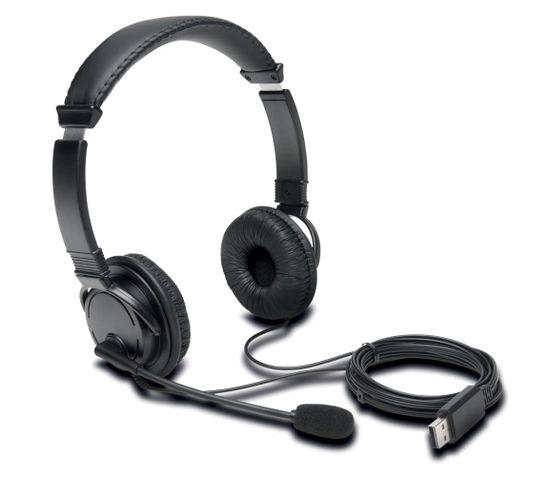 Casque Filaire K97601ww Écouteur/ Noir